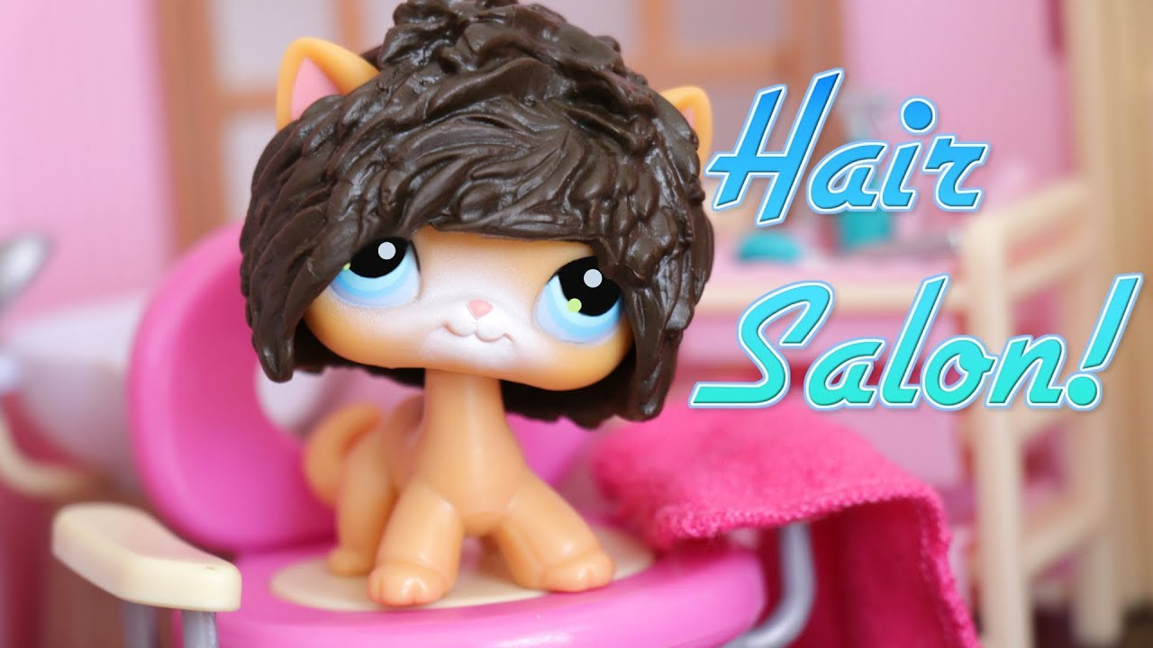 Hair Stylist Mail: LPS Mail Time - YouTube