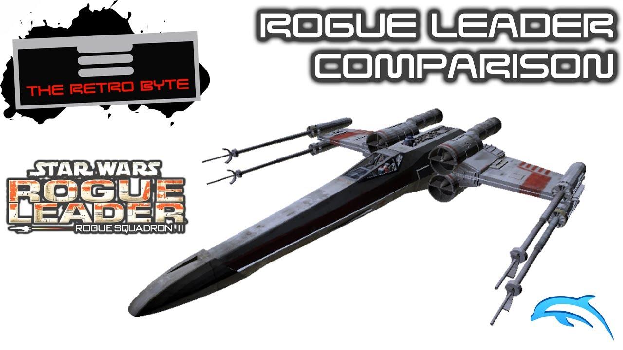 HD Texture] Star Wars Rogue Leader & Rebel Strike & Jedi