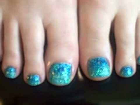 Fresh Mane Rock Star/ Glitter Toes