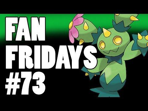 Wi-fi Battle Showcase! ZaSanvich - Fan Friday #73 (Sunshine Sweep)