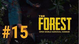 [Episode 15] The Forest PS4 [Snek Eeetur]