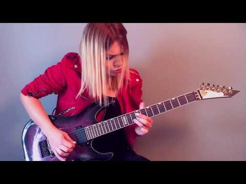 Arch Enemy  The Eagle Flies Alone guitar  Alex Schmeia