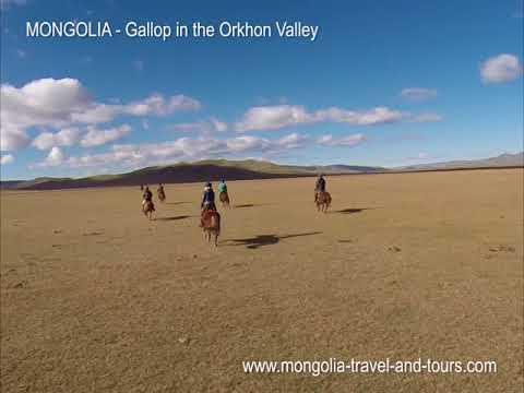 GALLOP IN MONGOLIA - Equestrian trail by Mongolia Travel & Tours agency