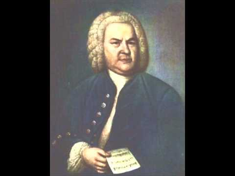 Bach  Ricercar in Six Voices from A Musical Offering.  Rosen