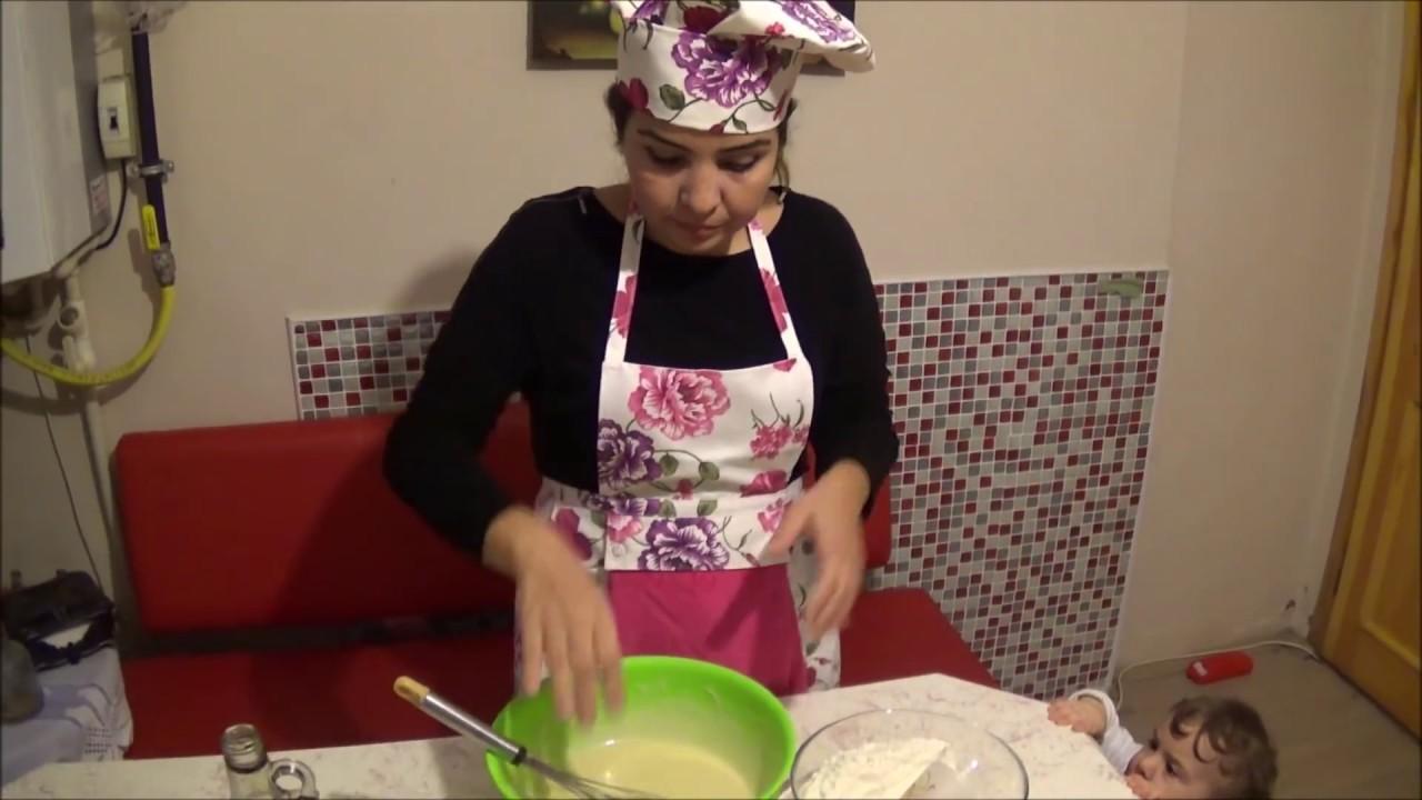 Evde Kek Nasıl Yapılır?  Sade Kek Nasıl Yapılır - osman çakır