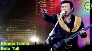 Musik Dangdut Lawas Enak Didengar | Rhoma Irama ~ Buta Tuli (Karaoke + Lirik)