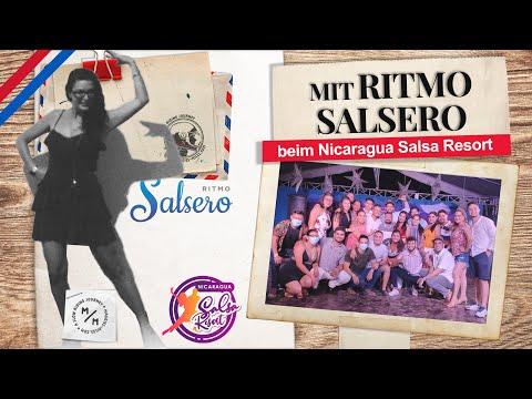 Salsa verbindet   mit Ritmo Salsero beim Nicaragua Salsa Resort