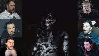 """Реакции Летсплейщиков"" на Фантома за Спиной из Rise of Insanity"