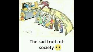 La Triste Verdad De la Sociedad      por CR de dibujos animados