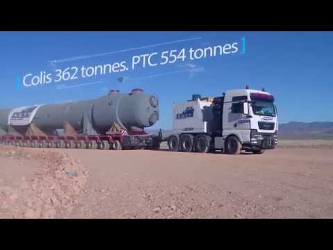 Presentation AGTT Transports Ouarzazate