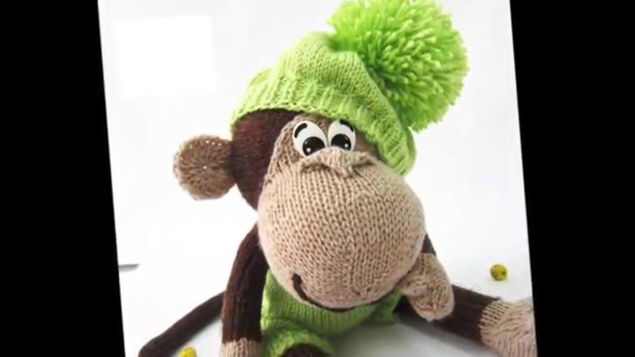 Как связать крючком обезьянку амигуруми, схемы, описание, вязание.