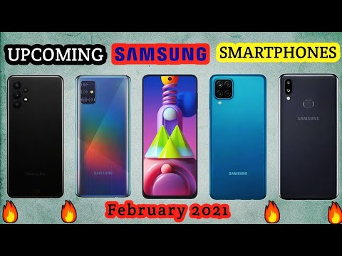 Samsung Upcoming | A-Series | M-Series | F-Series | Smartphones In India | February 2021|