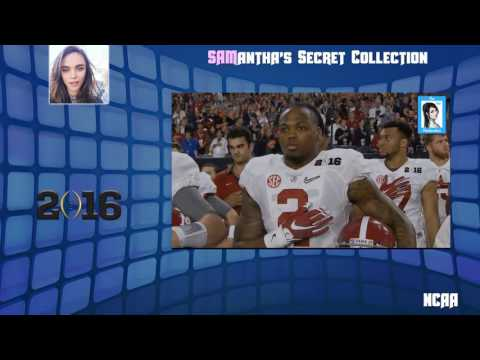 Ciara National Anthem & Canaan Smith America the Beautiful at Championship Game | LIVE 1 1