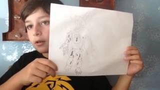 Lee Lee said it my drawings