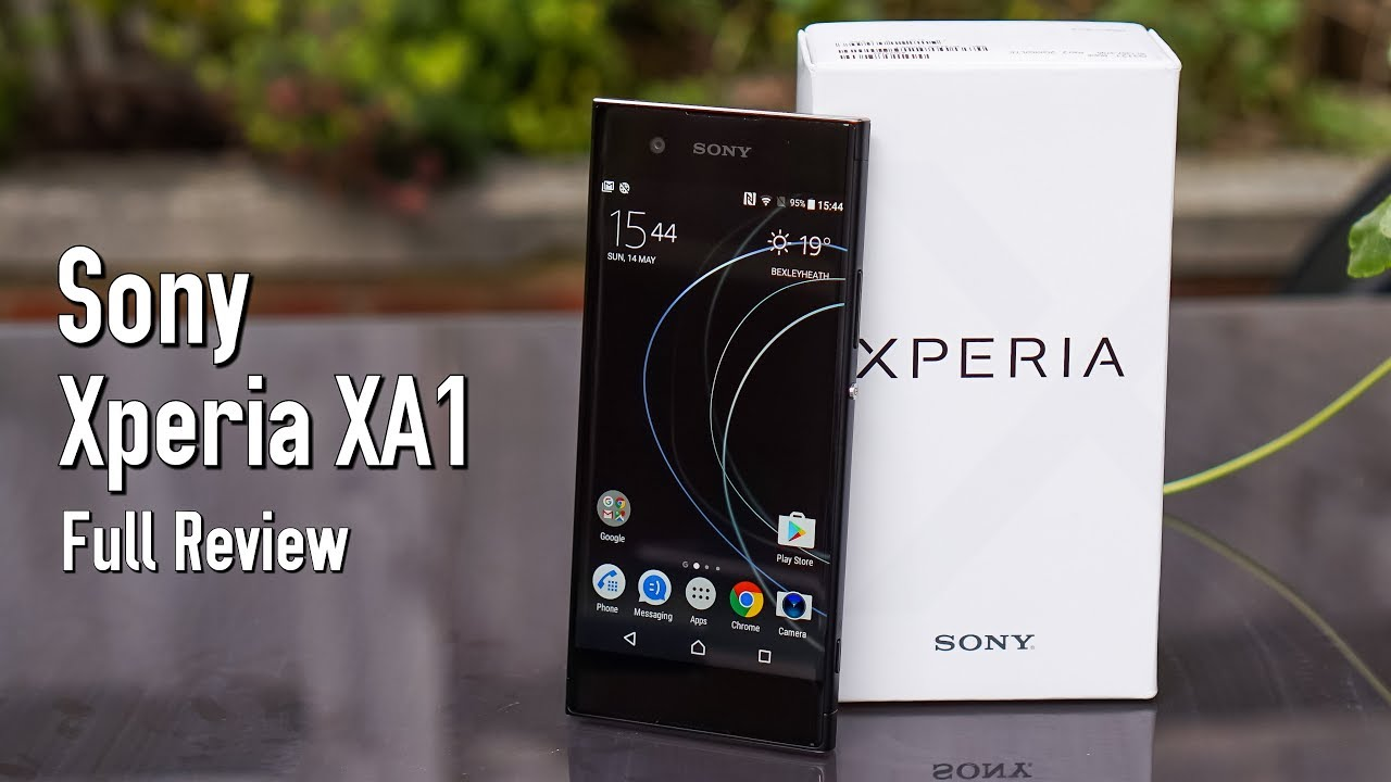 Sony Xperia XA1 - Review and Test