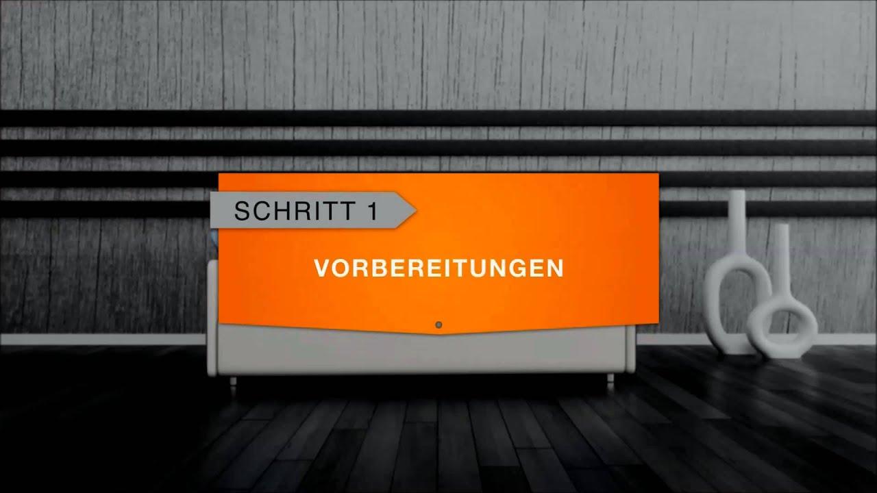 Bodenheizung 24 - Installation Elektrische Fuãÿbodenheizung Parkett