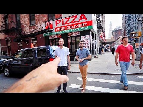 Bad NYC Dollar Pizza
