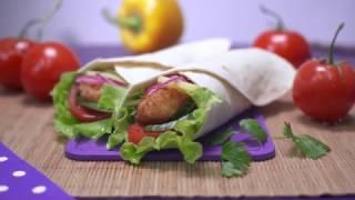 Фреш ролл с креветками, авторский видео- рецепт от DOSTаевского