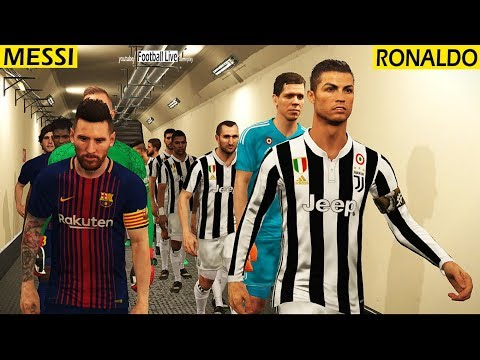 Cristiano Ronaldo going to JUVENTUS ? | Juventus vs FC Barcelona | Penalty Shootout | PES 2018