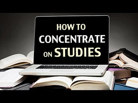 How to concentrate on studies after breakup