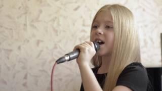 Кукушка — Настя Кормишина 8 лет (кавер Цой Кино | OST Битва за Севастополь) | живой звук
