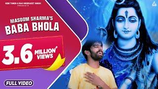 Baba Bhola | Masoom Sharma | Bhole Baba Song 2019 | New Haryanvi Songs Haryanavi 2019
