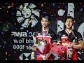 "Marcus/Kevin ""The Minions"" Juara Ganda Putra Indonesia Open 2019"