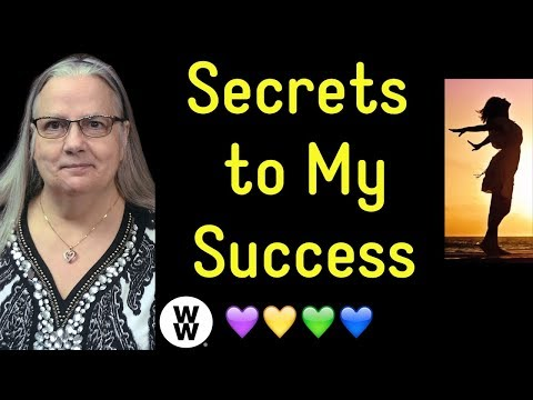 Secrets to My Success