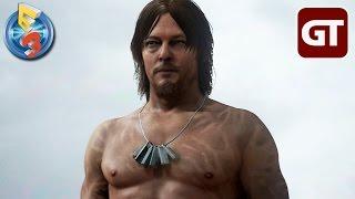 Thumbnail für Fragezeichen von Hideo Kojima | DEATH STRANDING in der E3-Auswertung - Trailer-Check zum Gameplay