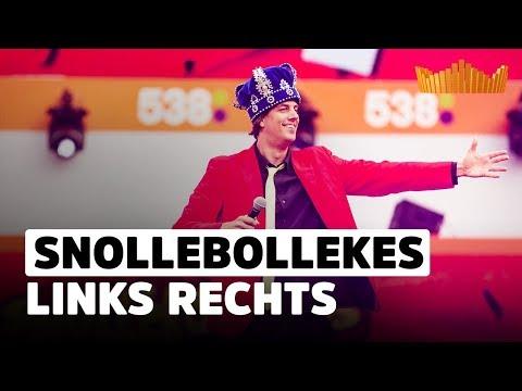 Snollebollekes - Links Rechts | Live op 538Koningsdag 2018