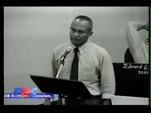 The Guam Legislature Burned the Midnight Oil