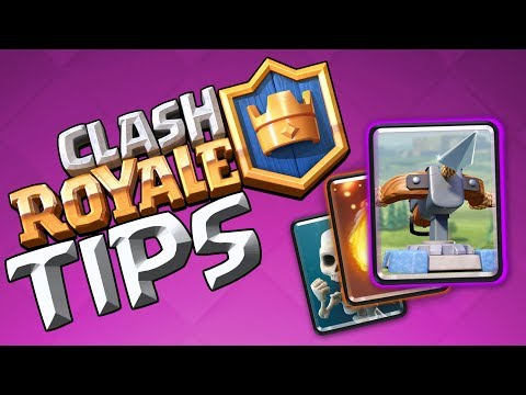 HOW TO PLAY AN X-BOW DECK | CLASH ROYALE TIPS