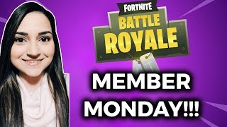 WHAT AN EVENTFUL FORTNITE STREAM!!! // !video !donate !mm // Tinaa Gaming