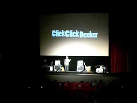 ClickClickDecker - Dialog Mit Dem Toelpel - Live Im Zeise Kino 30.1.09