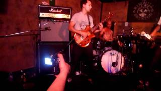 Dub Trio - Screaming At The Sea @ The Windmill, Brixton 11.10.11
