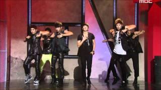 Infinite : Be Mine - 인피니트 : 내꺼하자, Music Core 20110723 thumbnail