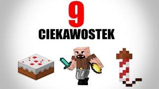 9 NIESAMOWITYCH CIEKAWOSTEK O MINECRAFT!