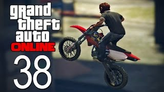 GTA 5 Online - Episode 38 - Infiniti & Beyond!