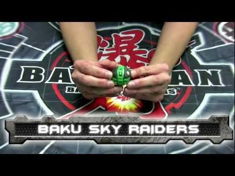 Bakugan Mechtanium Surge - August 2011 Release Previews