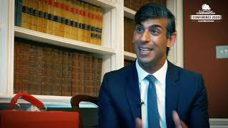In Conversation with Chancellor Rishi Sunak