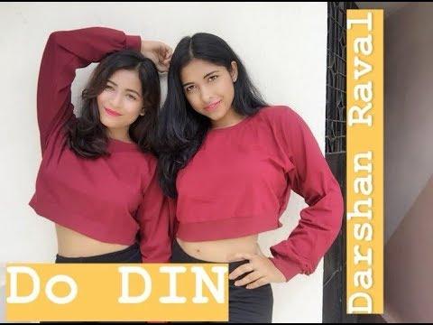 Do Din - Darshan Raval   Akanksha Sharma  Dance Cover
