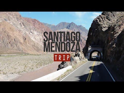 MY TRIP TO SANTIAGO & MENDOZA   2016