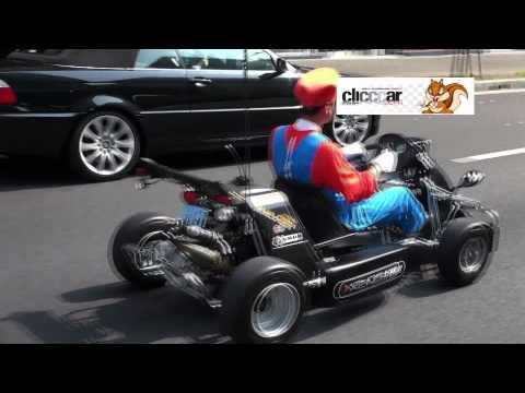 リアルマリオカート 【渋谷・原宿・表参道】 Real Mario Kart