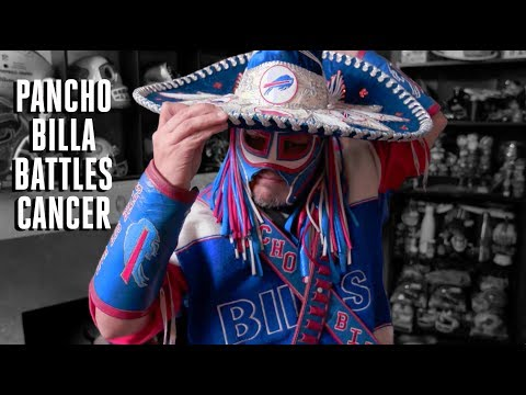 Rochester News - WATCH: Pancho Billa Delivers Bills Pre-Game Speech