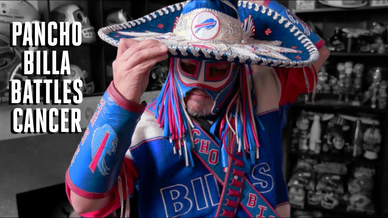 Our thoughts to Buffalo Bills fans who lose superfan Pancho Billa