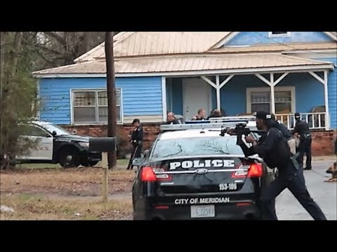 MERIDIAN, MS HOODS / POLICE INCIDENT