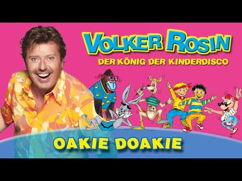 Volker Rosin - Oakie Doakie | Kinderlieder