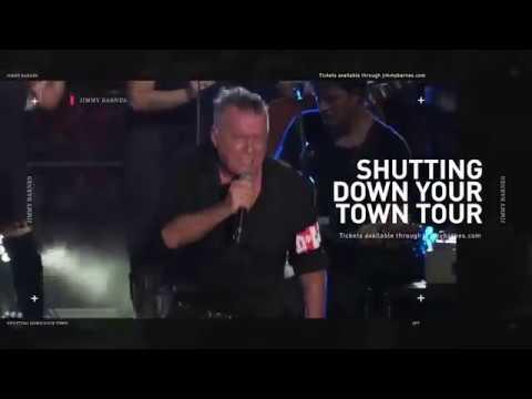 Jimmy Barnes | Shutting Down Your Town Tour | Newcastle Entertainment Centre | Fri 25 Oct 2019
