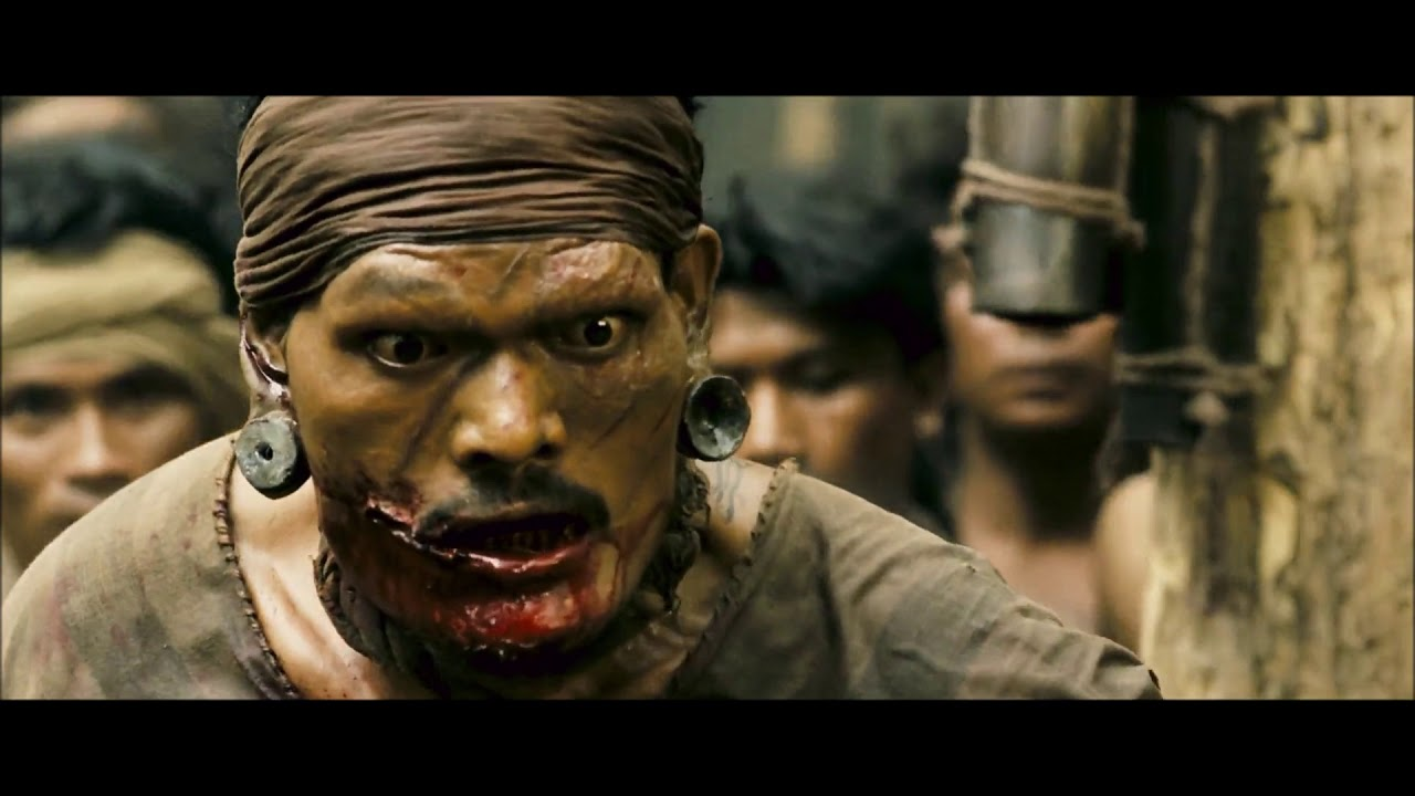 Download [[HD 60FPS]] Ong Bak 2 // Fight Scene //  Drunken(?) & Destroying bad people