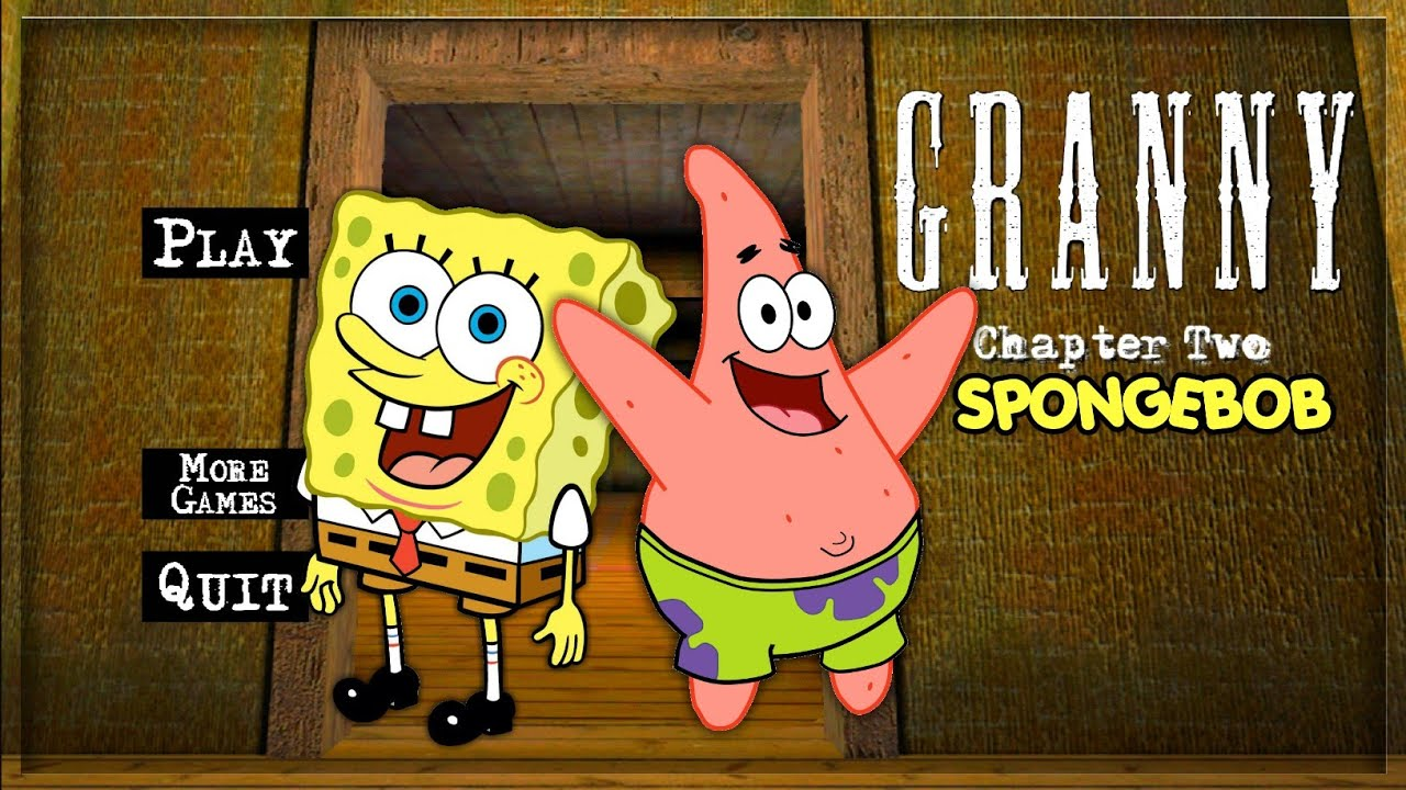 Download Spongebob Granny and Patrick Grandpa!